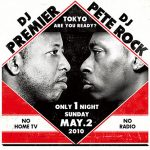 DJ Premier vs. DJ Pete Rock – 2010 – A Legendary DJ Battle Round 1 (2 CD)