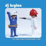 DJ Krylon – 2002 – 187 On A Muthafuckin' Cop