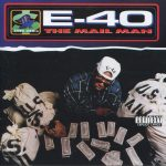 E-40 – 1993 – The Mail Man EP