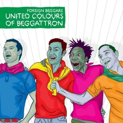 Foreign Beggars - 2009 - United Colours of Beggattron