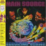 Main Source – 1991 – Breaking Atoms (Japan Reissue)