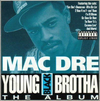 Mac Dre - 1993 - Young Black Brotha