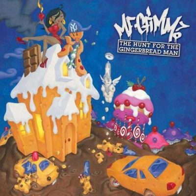 MF Grimm - 2007 - The Hunt For The Gingerbread Man