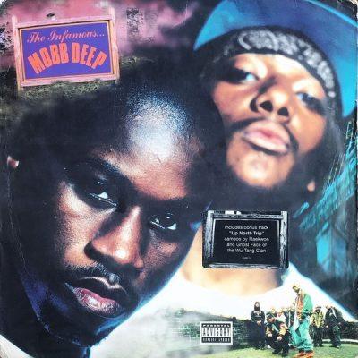 Mobb Deep - 1995 - The Infamous (1996-Repress) (Vinyl 24-bit / 96kHz)