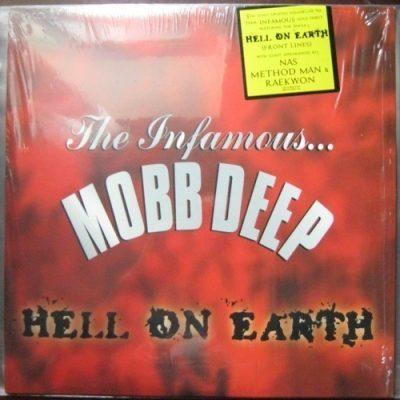 Mobb Deep - 1996 - Hell On Earth (2014-Reissue) (Vinyl 24-bit / 96kHz)