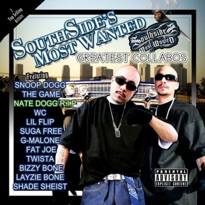 Mr. Capone-E & Mr. Criminal - 2011 - Southside's Most Wanted: Greatest Collabos