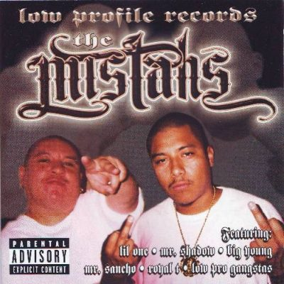 Mr. Shadow & Mr. Lil One - 2003 - The Mistahs