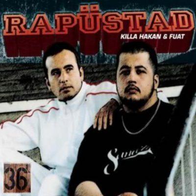 Killa Hakan & Fuat - 2003 - Rapüstad