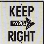 KRS-One – 2004 – Keep Right