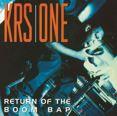 KRS-One - 1993 - Return Of The Boom Bap (Vinyl 24-bit / 96kHz)