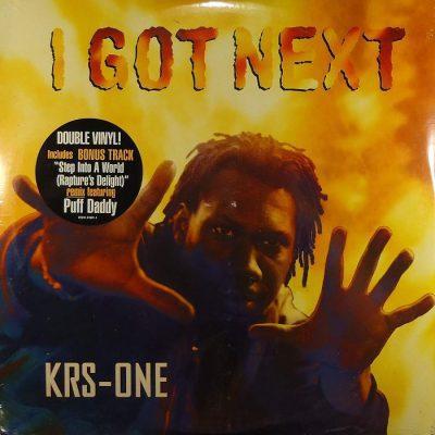 KRS-One - 1997 - I Got Next (Vinyl 24-bit / 96kHz)