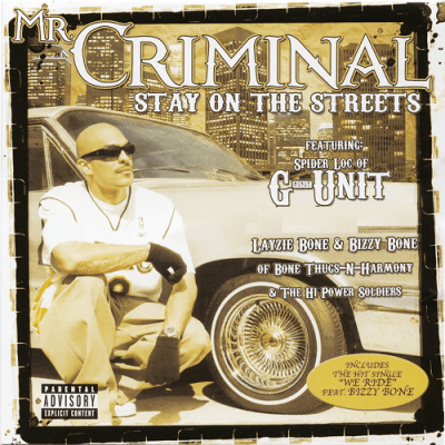 Mr. Criminal - 2006 - Stay On The Streets