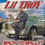 Lil Troy – 2001 – Back To Ballin