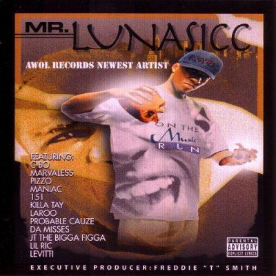 Lunasicc - 1997 - Mr. Lunasicc