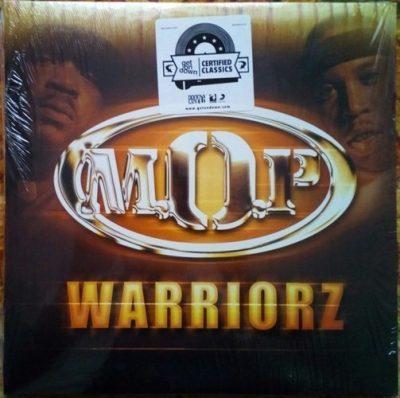M.O.P. - 2000 - Warriorz (2015-Reissue) (Vinyl 24-bit / 96kHz)