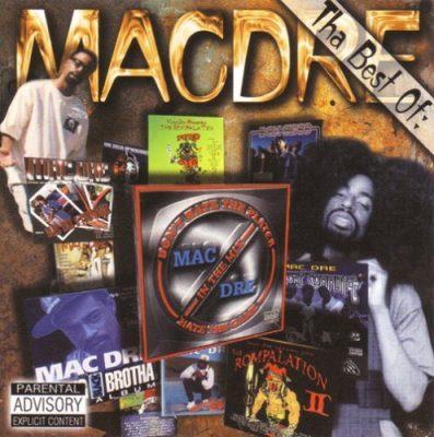Mac Dre - 2008 - The Best Of Mac Dre, Vol. 4 (2 CD)