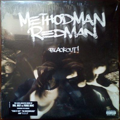 Method Man & Redman - 1999 - Blackout! (Vinyl 24-bit / 96kHz)