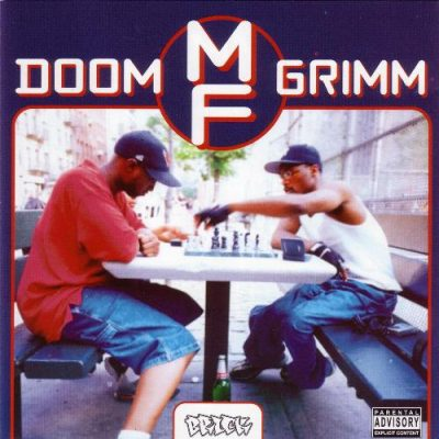 MF DOOM & MF Grimm - 2000 - MF EP
