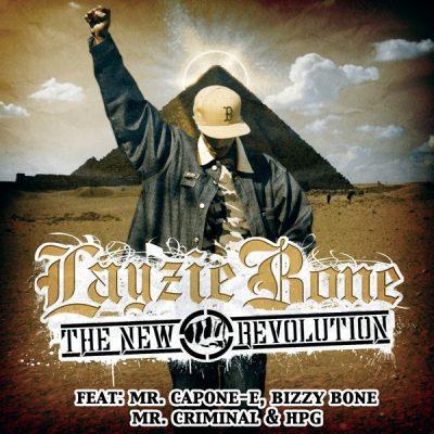 Layzie Bone - 2006 - The New Revolution