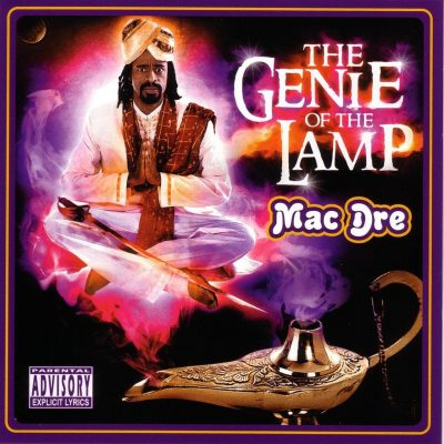 Mac Dre - 2004 - The Genie Of The Lamp