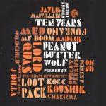 Madlib – 2006 – Peanut Butter Wolf Presents: Stones Throw Ten Year