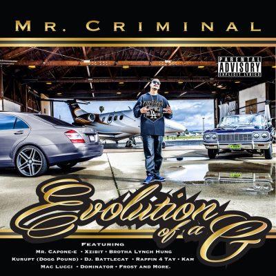 Mr. Criminal - 2015 - Evolution Of A G