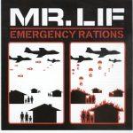 Mr. Lif – 2002 – Emergency Rations EP