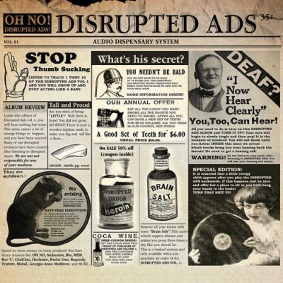 Oh No - 2013 - Disrupted Ads