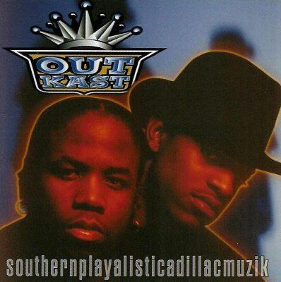 OutKast - 1994 - Southernplayalisticadillacmuzik