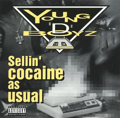 Young D Boyz - 1994 - Sellin' Cocaine As Usual EP