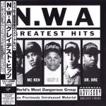 N.W.A. – 1996 – Greatest Hits (Japan Edition)