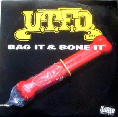 UTFO - 1991 - Bag It & Bone It