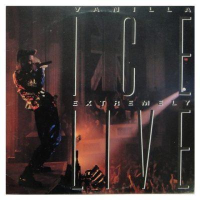 Vanilla Ice - 1991 - Extremely Live