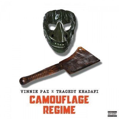 Vinnie Paz & Tragedy Khadafi - 2019 - Camouflage Regime
