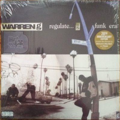 Warren G - 1994 - Regulate… G Funk Era (20th Anniversary Edition) (Vinyl 24-bit / 96kHz)