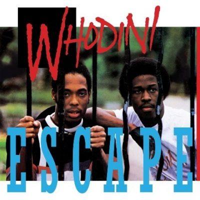 Whodini - 1984 - Escape LP (Vinyl 24-bit / 96kHz)