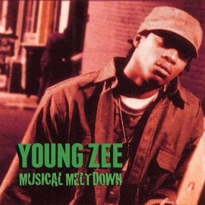 Young Zee - 1996 - Musical Meltdown (2015-Reissue)