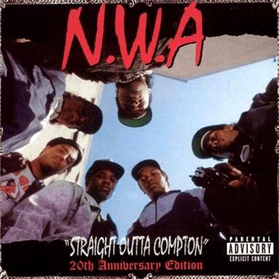 N.W.A. - 1988 - Straight Outta Compton (20th Anniversary Edition) (Vinyl 24-bit / 96kHz)