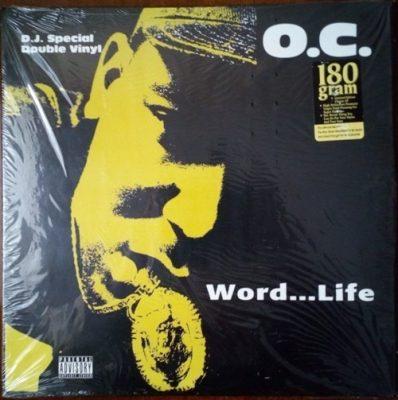 O.C. - 1994 - Word... Life (180 Gram Limited Edition Classic LP) (D.J. Special Double Vinyl) (Vinyl 24-bit / 96kHz)