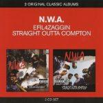 N.W.A. - 2007 – Efil4zaggin / Straight Outta Compton (2 Original Classic Albums)