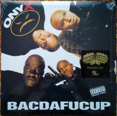 Onyx - 1993 - Bacdafucup (2013-Reissue) (180 Gram Audiophile Vinyl 24-bit / 96kHz)