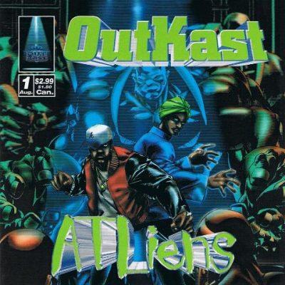 OutKast - 1996 - ATLiens