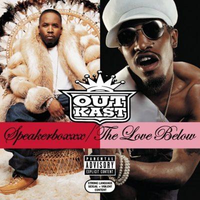 OutKast - 2003 - Speakerboxxx/The Love Below