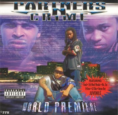 Partners-N-Crime - 2001 - World Premiere