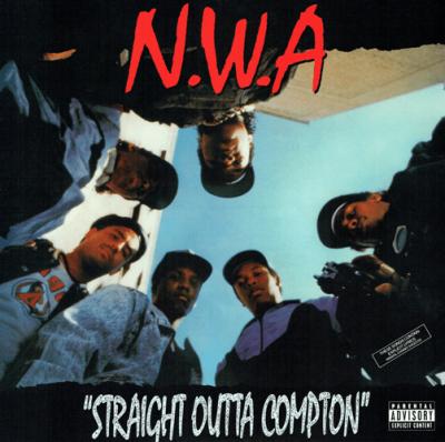N.W.A. - 1988 - Straight Outta Compton [Vinyl 24-bit / 192kHz]