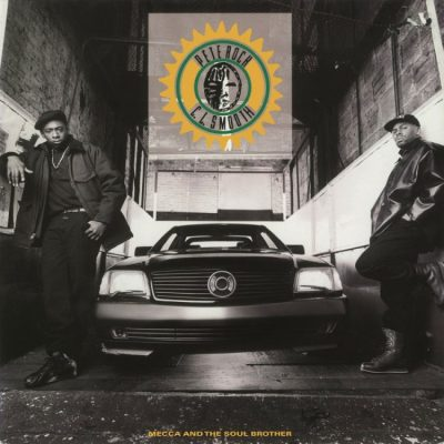 Pete Rock & C.L. Smooth - 1992 - Mecca And The Soul Brother (2016-Reissue) (180 Gram Audiophile Vinyl 24-bit / 96kHz)