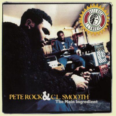 Pete Rock & C.L. Smooth - 1994 - The Main Ingredient (2016-Reissue) (180 Gram Audiophile Vinyl 24-bit / 96kHz)