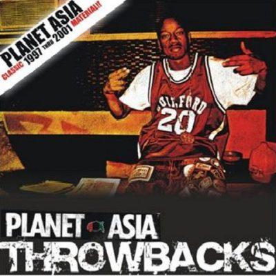 Planet Asia - 2004 - Throwbacks