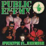 Public Enemy – 1991 – Apocalypse 91… The Enemy Strikes Black (Vinyl 24-bit / 96 kHz)