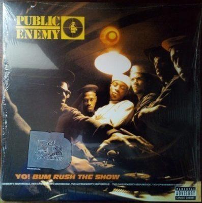 Public Enemy - 1987 - Yo! Bum Rush The Show (2014-Reissue) (Vinyl 24-bit / 96kHz)